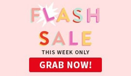Flash Sale on Dth Order